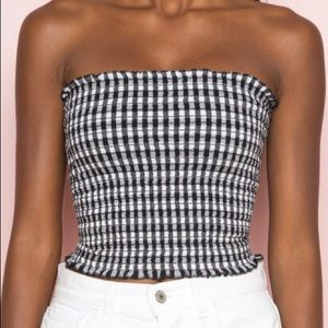 NWT Brandy Melville Tube Top